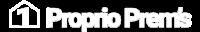 Logo Proprio Prem's blanc